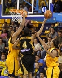 John Cox - SLUC Nancy (photo Gran Canaria)