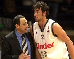Ettore Messina, Marko Jaric together again