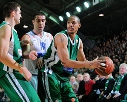 Marcus Brown - Zalgiris