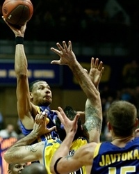 Kelly McCarty - BC Khimki