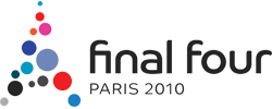 Final Four, Paris  2010