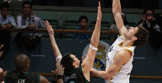 Ante Tomic, Real Madrid