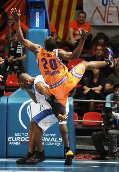 Florent Pietrus - Power Electronics Valencia - Finals 2010 Vitoria-Gasteiz
