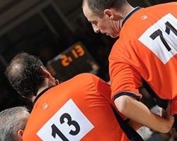 Euroleague referees