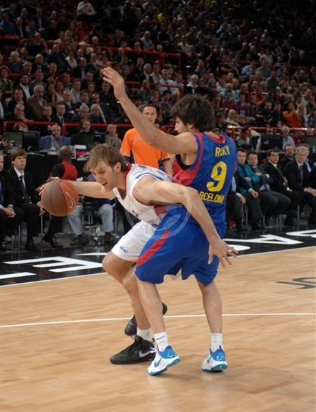 Zoran Planinic - CSKA Moscow - Final Four Paris 2010