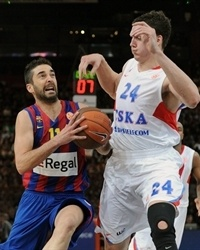 Juan Carlos Navarro - Regal FC Barcelona - Final Four Paris 2010