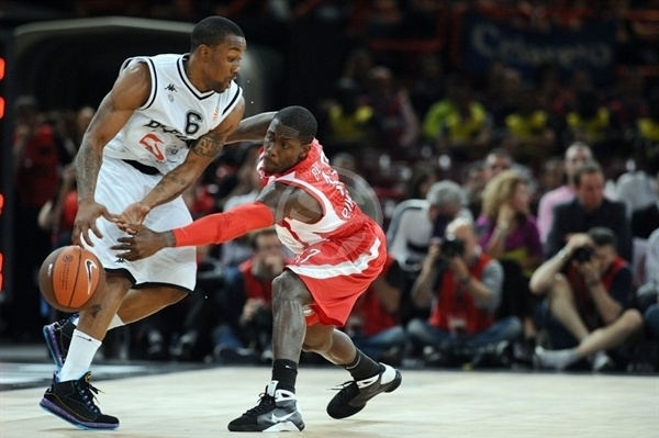 Bo McCalebb - Partizan - Final Four Paris 2010