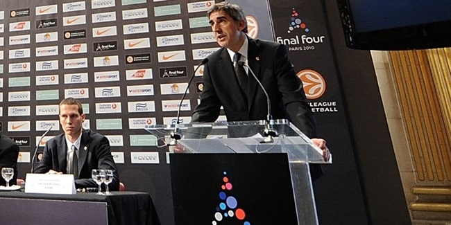 Jordi Bertomeu comments at Awards Ceremony