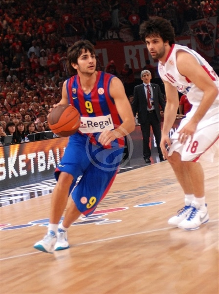 Ricky Rubio - Regal FC Barcelona - Final Four Paris 2010