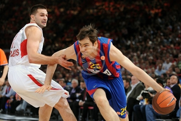 Erazem Lorbek - Regal FC Barcelona - Final Four Paris 2010