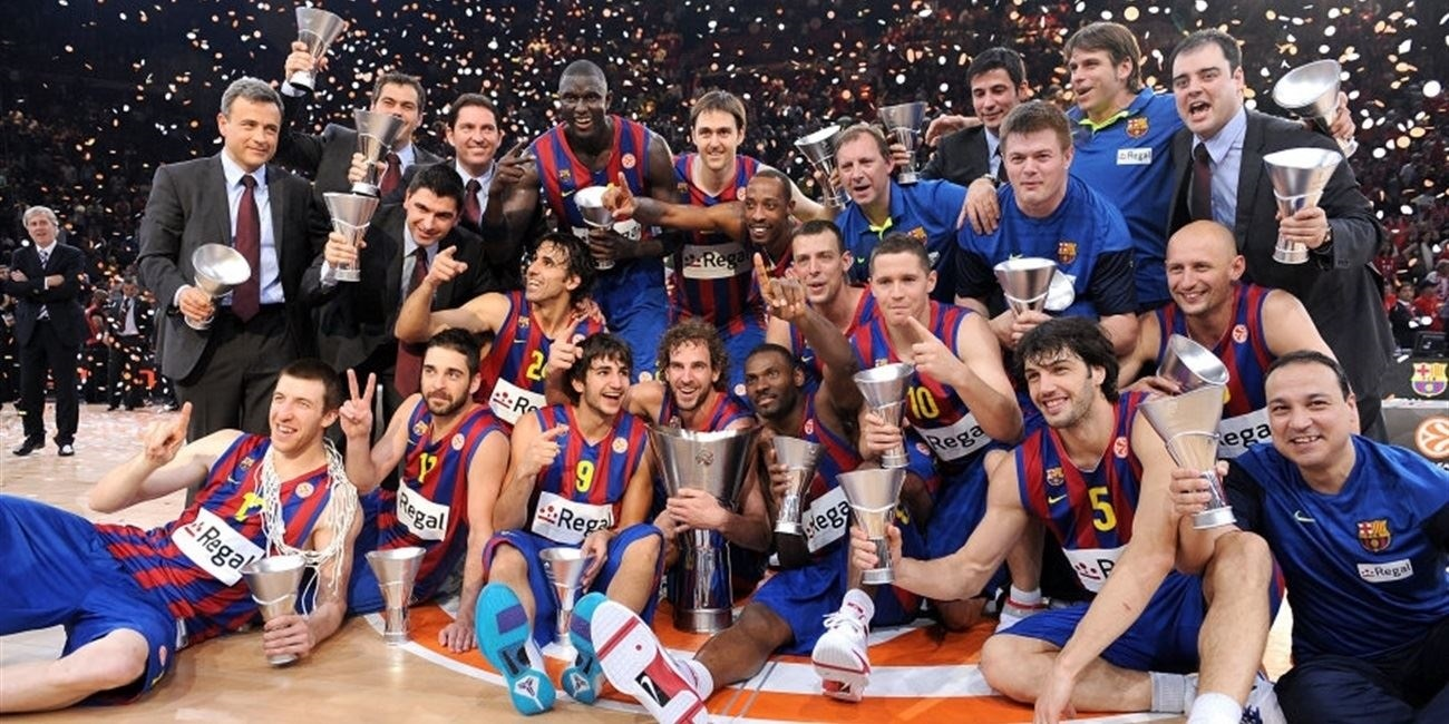 Regal FC Barcelona is the 2010 champion!