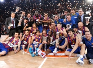 Regal FC Barcelona is  new Euroleague Champion 2009-10