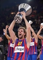 Roger Grimau, Regal FC Barcelona is the new Champ Euroleague 2010 - Final Four Paris 2010