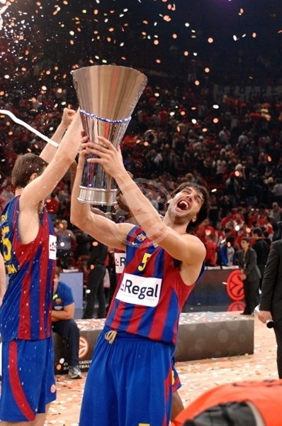 Gianluca Basile - Regal FC Barcelona Champ - Final Four Paris 2010