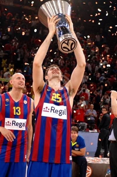 Erazem Lorbek - Regal FC Barcelona Champ - Final Four Paris 2010
