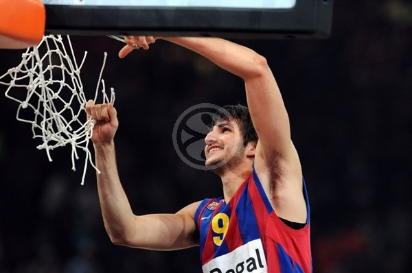 Ricky Rubio - Regal FC Barcelona Champ - Final Four Paris 2010