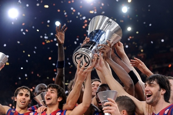 Regal FC Barcelona Champ Euroleague 2009-10 - Final Four Paris 2010