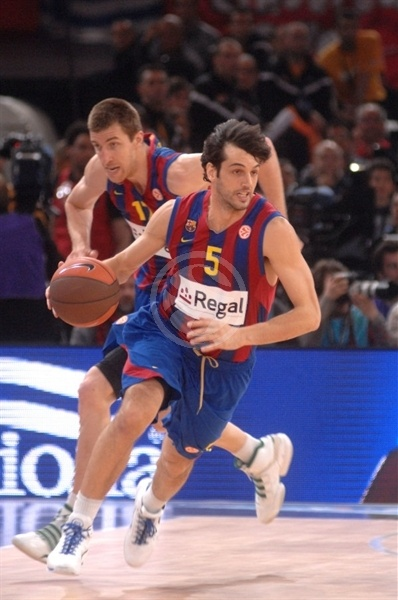 Gianluca Basile - Regal FC Barcelona - Final Four Paris 2010