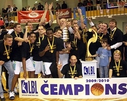 Barons - Latvian League champion