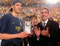 Anthony Parker, MVP Final Four 2004, Tel Aviv