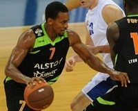 Cliff Hammonds - Asvel Basket (photo Buducnost)