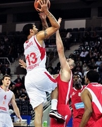 Tre Simmons - CEZ Nymburk (Photo Nymburk Basketball)