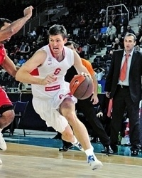 Pavel Pumprla - CEZ Nymburk (Photo Nymburk Basketball)