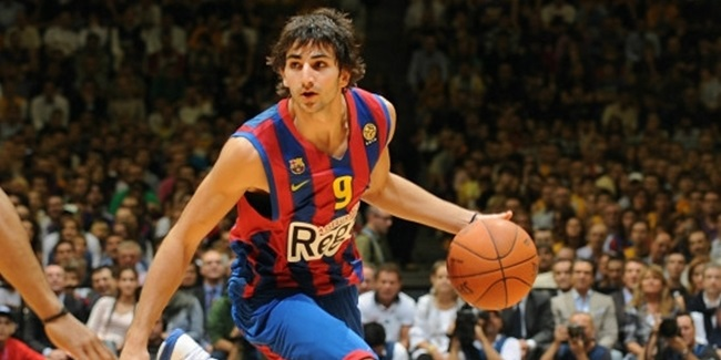 Rising Star Trophy: Ricky Rubio, Regal FC Barcelona