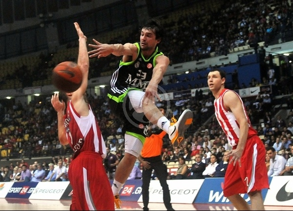 Sergio Llull - Real Madrid - Opening Game Euroleague 2010-11