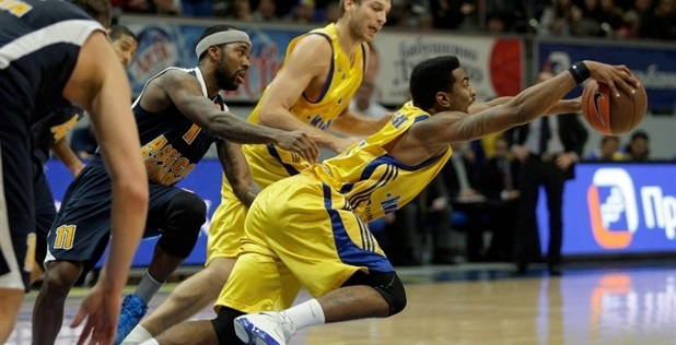 Keith Langford, Khimki