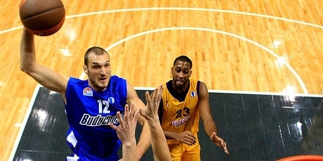 7DAYS EuroCup 100-game clubs: Buducnost VOLI Podgorica