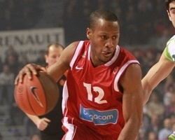 Demond Mallet - Spirou Basket