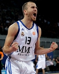 Sergio Rodriguez - Real Madrid