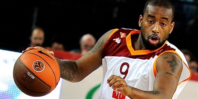 Sportingbet Week 7 MVP: Darius Washington, Lottomatica Roma