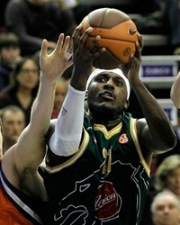 Kevinn Pinkney- Union Olimpija