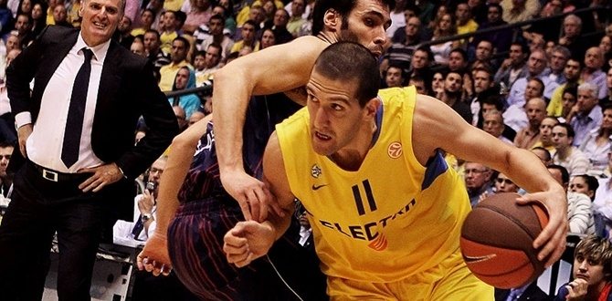 Maccabi great and three-time European champ Burstein retires