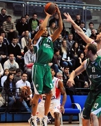 Kelly McCarty - UNICS (photo Cedevita)