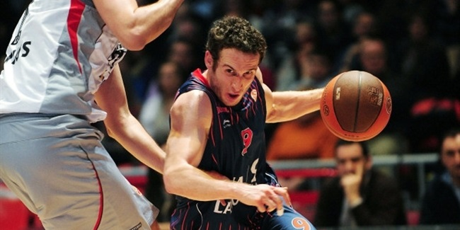 Baskonia, Huertas reunite after six seasons apart