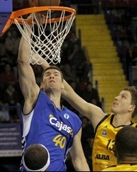Paul Davis - Cajasol (photo baloncestosevilla.com)