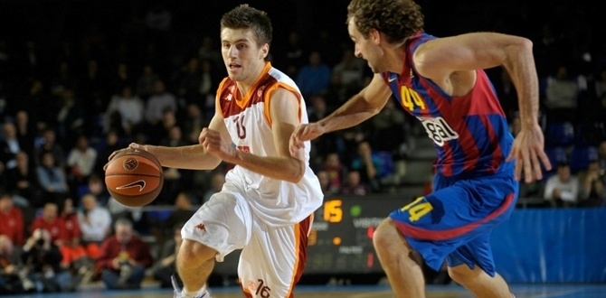 Partizan brings in point guard Gordic