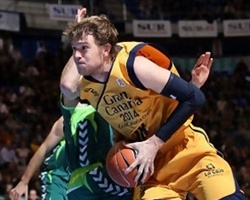 CJ Wallace - Gran Canaria 2014 (Photo: acb.com)