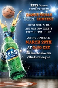 Efes Dance Squad Talent Contest
