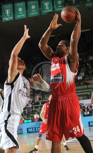 Corsley Edwards - Cedevita Zagreb - Finals Treviso 2011
