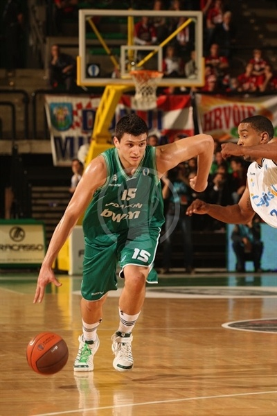 Alessandro Gentile - Benetton Bwin - Finals Treviso 2011