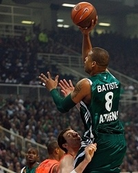 Mike Batiste - Panathinaikos