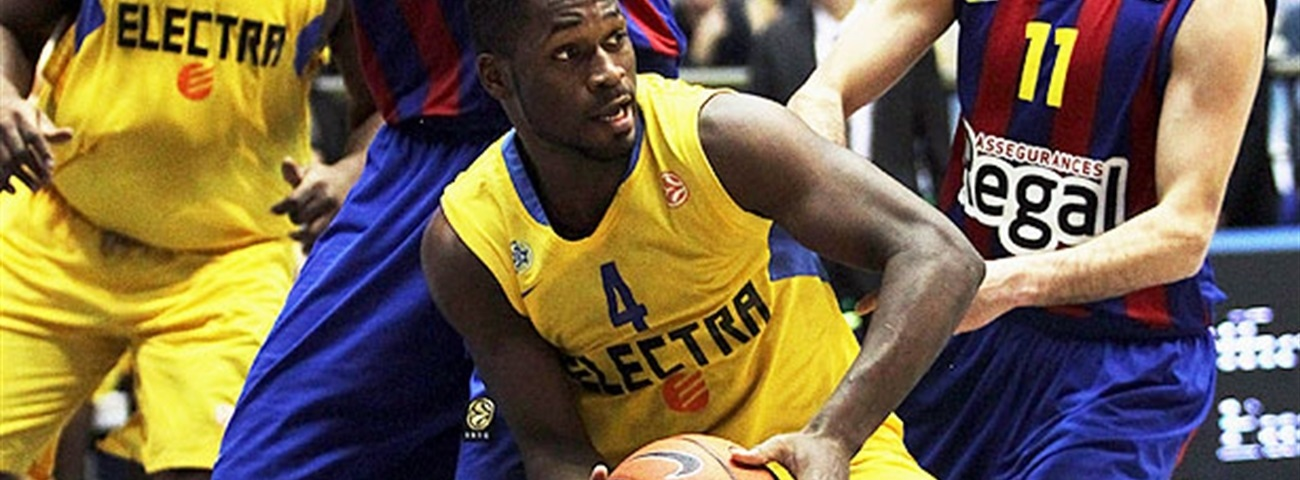 MVP for March: Jeremy Pargo, Maccabi Electra