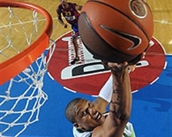 Mike Batiste, Panathinaikos