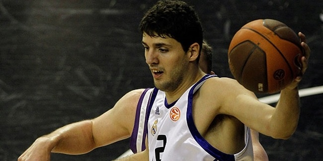 Real Madrid's Nikola Mirotic chosen 2011 Rising Star