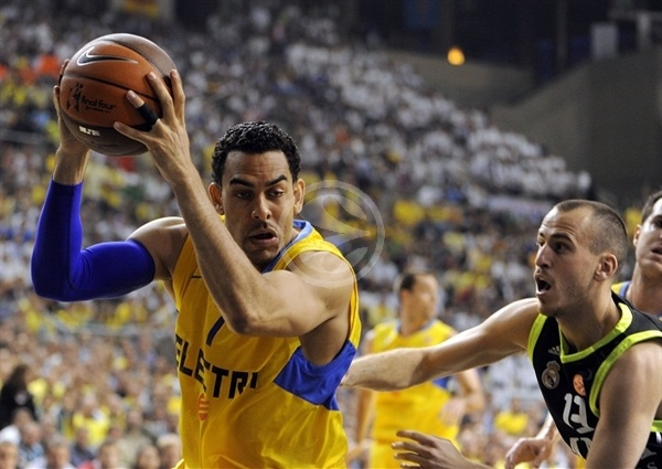 David Blu - Maccabi Electra - Final Four Barcelona 2011