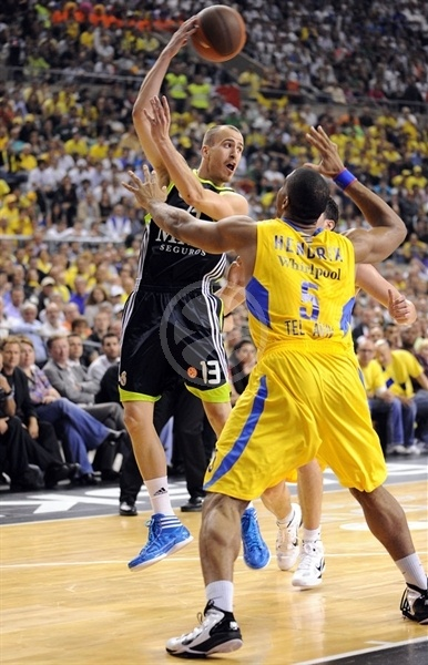Sergio Rodriguez - Real Madrid - Final Four Barcelona 2011